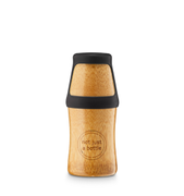 Not Just A Bottle Bamboo Yoga Black 250ml
