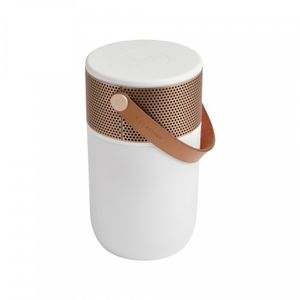 KREAFUNK aGLOW bluetooth høyttaler,  Rose-Gold (448-kfcd31)