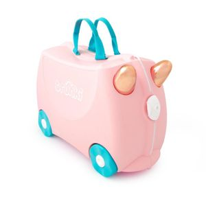 Trunki Barnekoffert - Flossi Flamingo (107-0353-GB01)