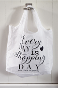 "Riviera Maison Sammenleggbar Bag ""Everyday is.."""