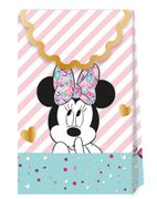 Minnie Mus Gem Godteposer 6 stk