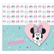 Minnie Mus Gem Plastduk str 120x180 cm