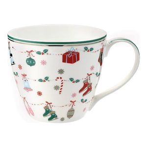 GreenGate XMAS Jingle Bell Kopp (478-STWMUGJIB0106)