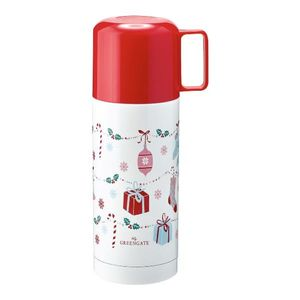 GreenGate XMAS Jingle Bell Termosflaske 350ml (478-THEBOT035LJIB0104)