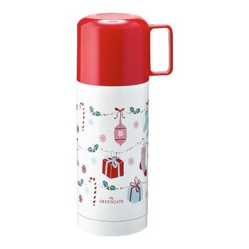 GreenGate Jingle Bell Termosflaske 350ml (478-THEBOT035LJIB0104)