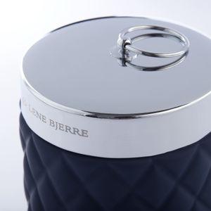 Lene Bjerre Portia Krukke Mørkeblå H14cm (511-a00008268)