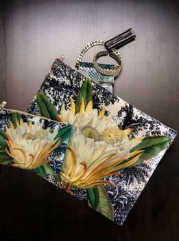 VanillaFly Make-Up Bag & Pouch_Gul