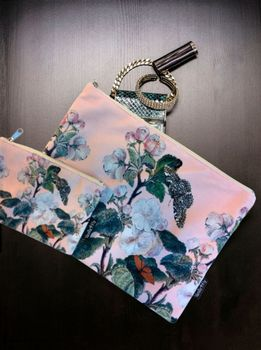 VanillaFly Make-Up Bag & Pouch_Rosa