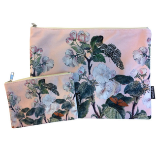 VanillaFly Make-Up Bag & Pouch_Rosa (548-LA54G)