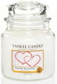 Yankee Candle Duftlys Snow In Love_H13.5cm