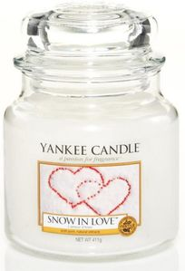 Yankee Candle Duftlys Snow In Love_H13.5cm (536-1249714E)