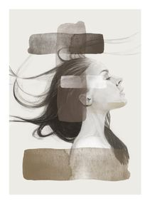 "Anna Bülow Poster ""Air Autumn"" 50x70cm (385-5070084)"