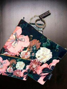 VanillaFly Make-Up Bag & Pouch_Sort-Rosa