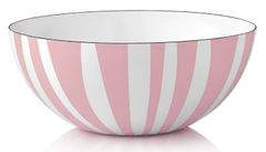 Cathrineholm Stripes Bolle Rosa 18cm
