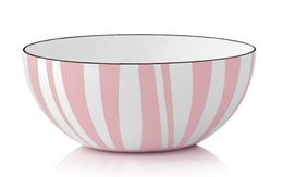 Cathrineholm Stripes Bolle Rosa 24cm