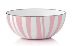 Cathrineholm Stripes Bolle Rosa 14cm