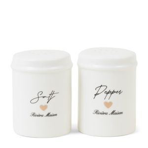 Riviera Maison Salt & Pepper Love (443-450960)