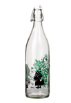 "Mummi Glassflaske ""A-day-in-the-garden"" 1ltr (489-774-150-04)"