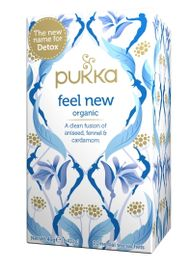 Pukka Te Feel New