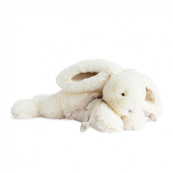 Doudou et compagnie Bamse Kanin Taupe 25cm