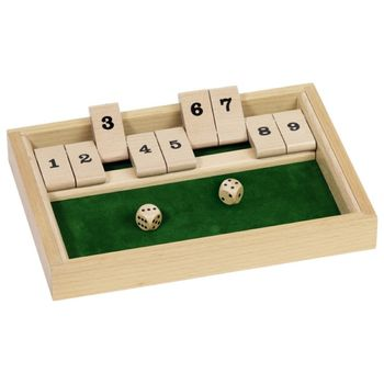Goki Shut the box spill