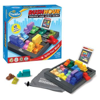 ThinkFun Hjernetrimspill Rush Hour (281-15005000)