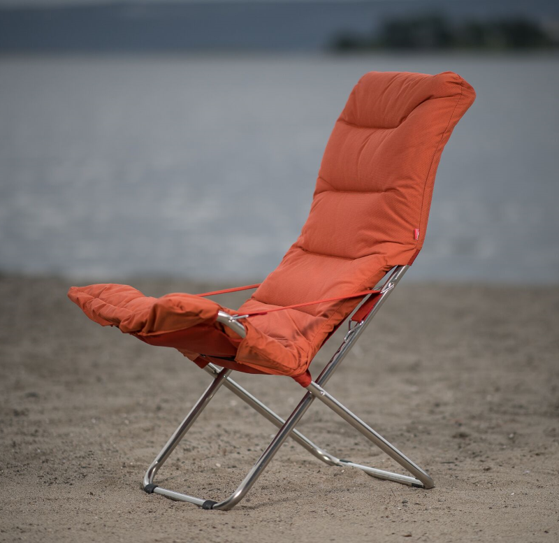 Fiam Fiesta Soft Stol Orange | Multitrend