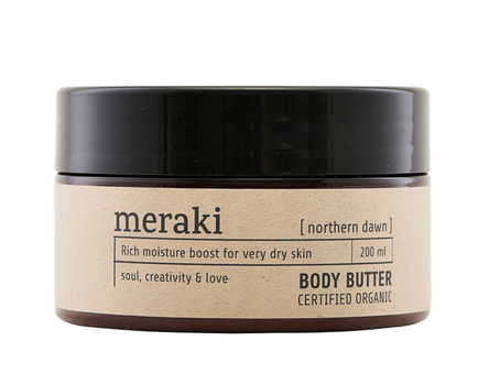 MERAKI Body Butter Northern Dawn (151-mkas260)