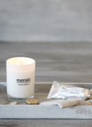 MERAKI Duftlys - Fresh Cotton