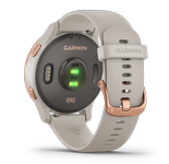 GARMIN Venu Smartklokke Light-Sand/ Rose-Gold (587-010-02173-22)