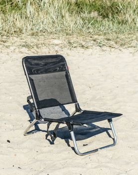 Fiam Quick Strandstol Sort (424-100268)