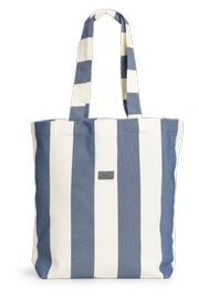 GANT Block Stripe Bag Blå/Hvit