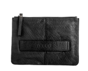 Muud Dust Clutch Sort-skinn 16.5x23.5cm (569-QB-3229R1-black)