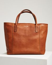 Lexington Willow Tote Bag Brun