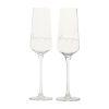 """Riviera Maison Champagneglass""""Champagne""""2stk (443-457970)"""