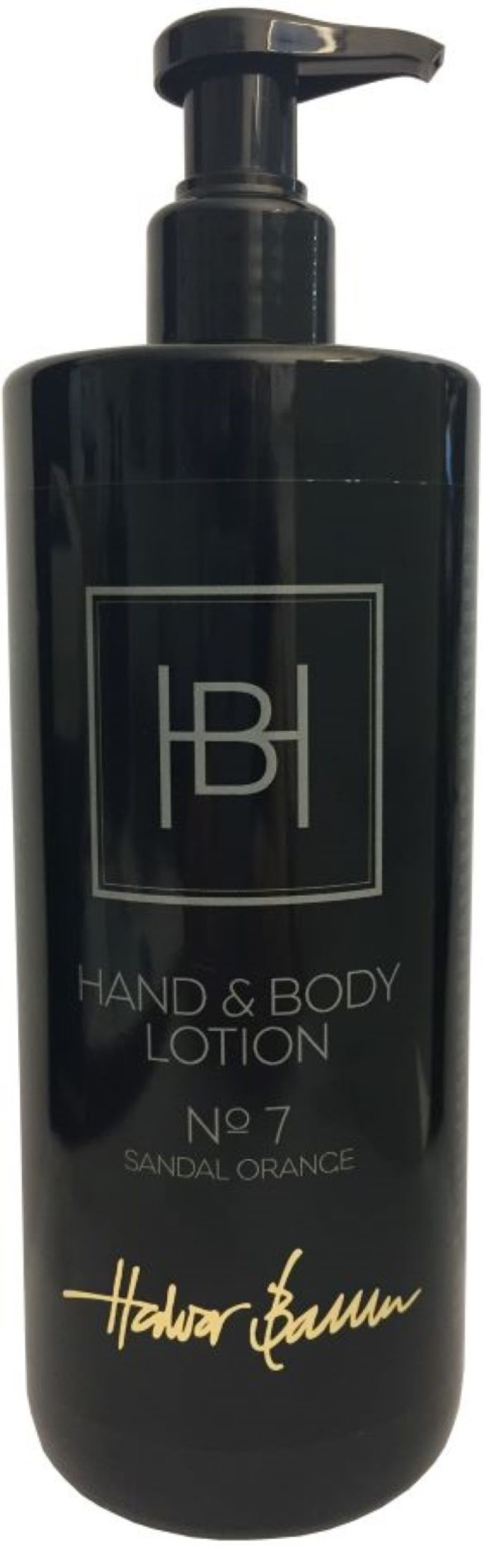 Halvor Bakke Hand/Body Lotion No7 Sandal-Orange (594-HB701)