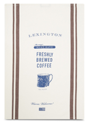 Lexington Twill Kjøkkenhåndkle Coffee
