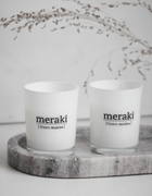 MERAKI Duftlys Winter Edition