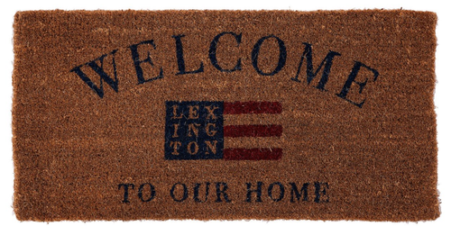 Lexington Dørmatte Welcome