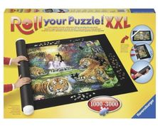 Ravensburger Puslespillmatte Roll-your-Puzzle 1000-3000 brikker