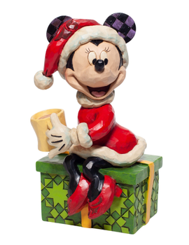 "Disney Minni ""Chocolate Delight"" H15.5cm (481-K2-6007069)"