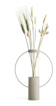 By On Moon Vase H210 Sand (575-5018151)