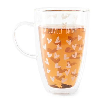Riviera Maison Glass Lovely Drinks L (443-432550)