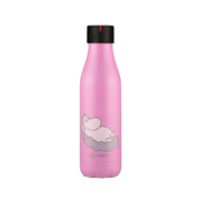 Mummi Bottle Up Termoflaske Snorkfrøken 0.5ltr Rosa