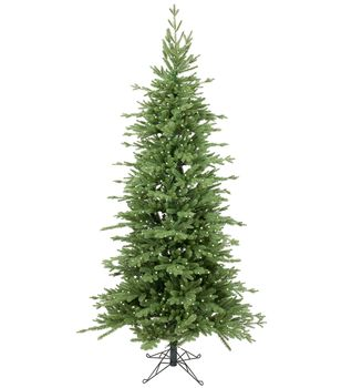 Mr Plant Juletre Gran-Victoria-Slim 450-LED, 210cm