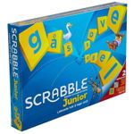 Brand Game Brettspill Scrabble Junior (125-967-9673)