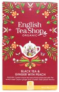 English Teashop Black Tea & Ginger/Peach