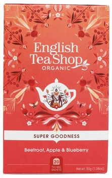 English Teashop Beetroot,  Apple & Blueberry_Tea (557-29177)