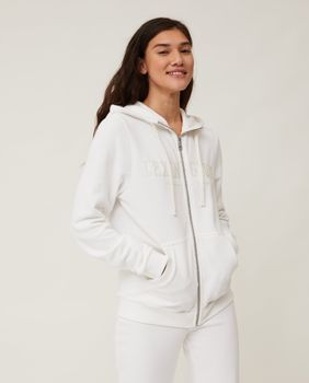 Lexington Kimberly Hoodie Offwhite Medium