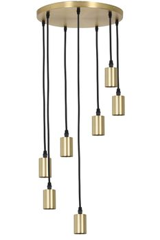 Light & Living Taklampe Brandon Antique Bronze